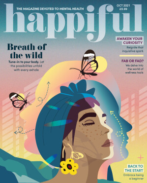 Happiful magazine cover